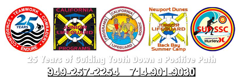 California Junior Life Guards Logo