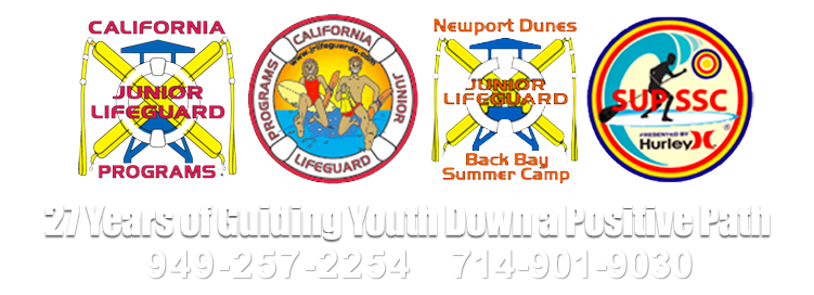 California Junior Life Guards Logo